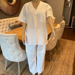 Esthetician or Nursing school uniforms